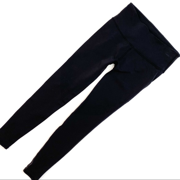 Lululemon Mid Rise Leggings Size 6